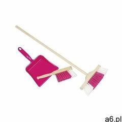 Goki Różowy zestaw do sprzątania (4013594154307) - ogłoszenia A6.pl