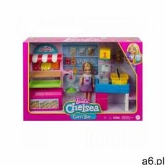 Lalka Barbie Chelsea sklepik - ogłoszenia A6.pl