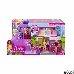 Mattel Barbie foodtruck zestaw do zabawy - ogłoszenia A6.pl
