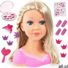 Bayer Głowa lalki do stylizacji Super Model Charlene, 27 cm, 90088AA (4003336900880) - ogłoszenia A6.pl