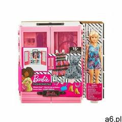 Lalka barbie szafa na ubranka marki Mattel - ogłoszenia A6.pl