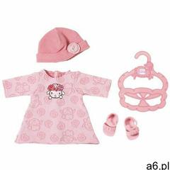 Baby annabell® dzianinowe ubranko 36cm blister 701843 zapf, GXP-710151 - ogłoszenia A6.pl