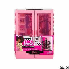 Mattel Szafa na ubranka barbie - ogłoszenia A6.pl