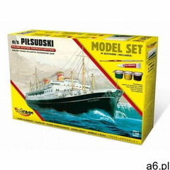 Polski statek Piłsudski set - ogłoszenia A6.pl