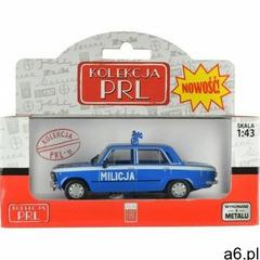 Daffi Pojazd prl fiat 125p milicja (5905422022737) - ogłoszenia A6.pl