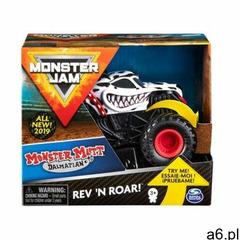 Spin master Pojazd monster jam auto warczące opony dalmation (5903076503046) - ogłoszenia A6.pl