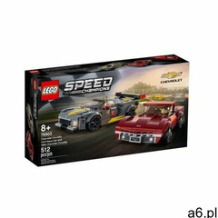 Lego speed champions samochody wyścigowe chevrolet, GXP-778396 - ogłoszenia A6.pl