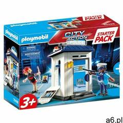 Playmobil City Action: Starter Pack Policja (70498). Wiek: 3+ - ogłoszenia A6.pl
