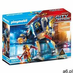 Playmobil Zestaw figurek city action 70571 policyjny robot - ogłoszenia A6.pl
