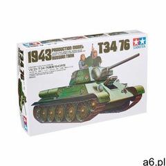 Tamiya Russian t34/76 1943 tank - darmowa dostawa od 199 zł!!! (4950344993208) - ogłoszenia A6.pl