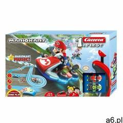 Carrera Mario kart royal raceway zabawkowy tor samochodowy, tor wyścigów konnych - ogłoszenia A6.pl