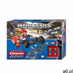 Carrera Tor wyścigowy go!!! nintendo mario kart 8 - 5,3m - ogłoszenia A6.pl