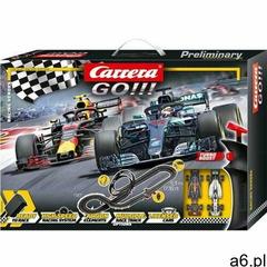 CARRERA tor wyścigowy GO 62524 Racing Heroes (4007486625242) - ogłoszenia A6.pl