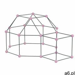 Kolorowe baloniki Zwariowany namiot szaro-różowy (5902596105525) - ogłoszenia A6.pl
