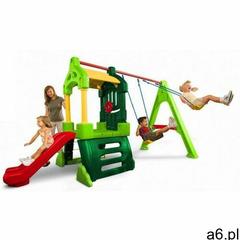 Little Tikes Plac zabaw Clubhouse natural - ogłoszenia A6.pl