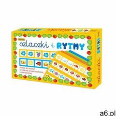 Zestaw edukacyjny szlaczki i rytmy marki Adamigo - ogłoszenia A6.pl
