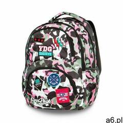 Plecak CoolPack Dart L - Camo Pink (5907620124008) - ogłoszenia A6.pl