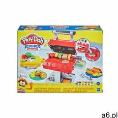 Zestaw z masą plastyczną PlayDoh Wielkie Grillowanie (5010993786244) - ogłoszenia A6.pl