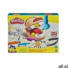 Zestaw z masą plastyczną playdoh dentysta nowy marki Hasbro - ogłoszenia A6.pl