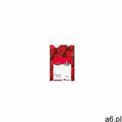 Titanum Pompony - czerwony 100 szt (383594) - ogłoszenia A6.pl