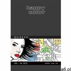 Blok do markerów art a5/25k 100g happy color, 365811 - ogłoszenia A6.pl