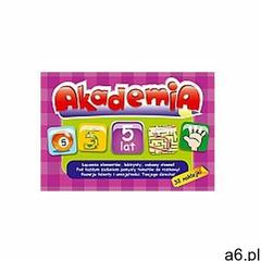 Greg Akademia - 5 lat +32 naklejki [23,5x16,5 cm] (9788375173376) - ogłoszenia A6.pl