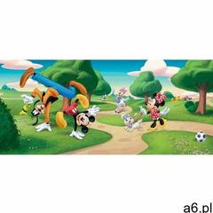 4-home Tapeta fotograficzna dziecięca mickey mouse i przyjaciele, 202 x 90 cm - ogłoszenia A6.pl