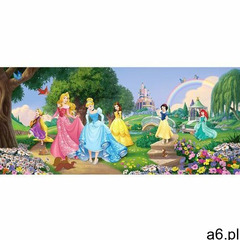 4-home Tapeta fotograficzna dziecięca księżniczki, 202 x 90 cm (8595577953788) - ogłoszenia A6.pl