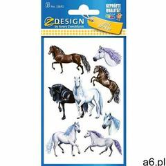 Avery zweckform Naklejki - konie (4004182536926) - ogłoszenia A6.pl