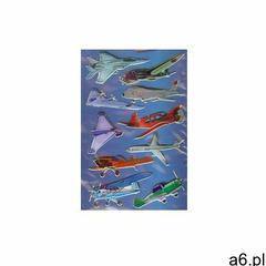 Avery zweckform Naklejki folia 3d - samoloty (4004182537510) - ogłoszenia A6.pl