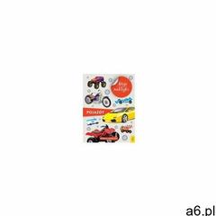 Moje naklejki. pojazdy (9788328083936) - ogłoszenia A6.pl