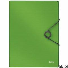 Teczka z gumką Solid A4/30mm zielona Leitz (4002432114900) - ogłoszenia A6.pl