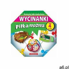 Wycinanki Piłka nożna - ogłoszenia A6.pl