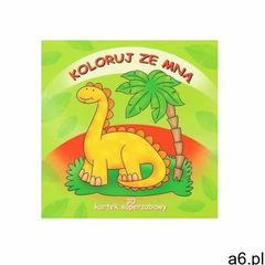 30 kartek superzabawy. Koloruj ze mną - ogłoszenia A6.pl