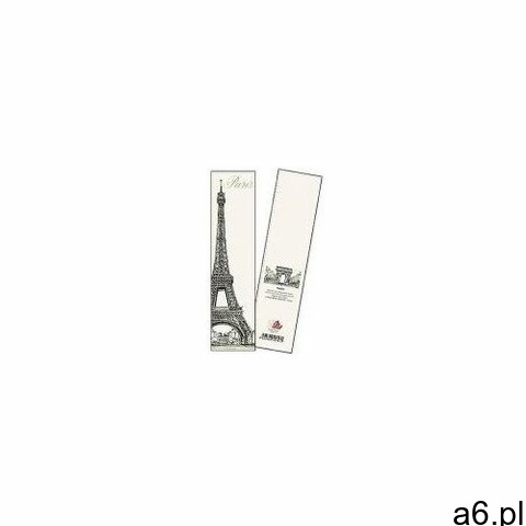 Zakładki do książek paris (8023843091570) - 1