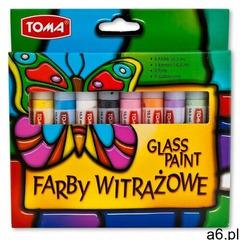 Toma Farby witrażowe 10x10,5 to-750 - ogłoszenia A6.pl