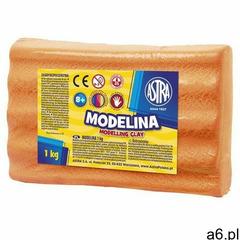 Astra Modelina 1kg. - pomarańczowa - ogłoszenia A6.pl