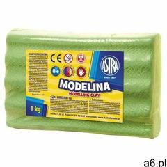 Astra Modelina 1kg. - j.zielona (5900263040360) - ogłoszenia A6.pl