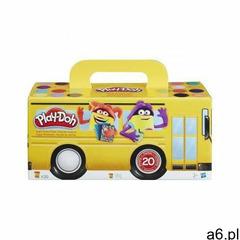 Hasbro PlayDoh Kolorowy autobus (5010994913434) - ogłoszenia A6.pl