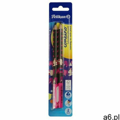 Pelikan Ołówek combino pink bl 2szt (4012700811172) - ogłoszenia A6.pl