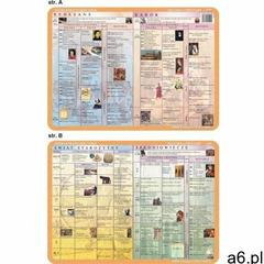 Visual system Podkładka edu. 049 -literatura: świat starożytny.. (5903111525491) - ogłoszenia A6.pl