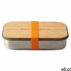 Lunchbox na kanapki sandwich box orange marki Black+blum - ogłoszenia A6.pl