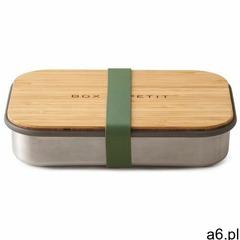 Black+blum Lunchbox na kanapki sandwich box olive (5060089724087) - ogłoszenia A6.pl
