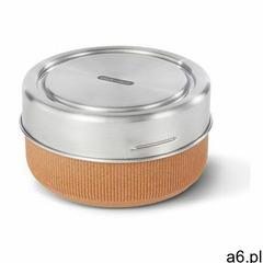 Black+blum Szklany lunchbox 0.75 l almond - ogłoszenia A6.pl