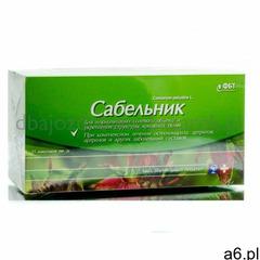 Sabelnik, siedmiopalecznik błotny z zieloną herbatą, 25 saszetek x 2 g marki Fbt - ogłoszenia A6.pl