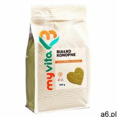 Proness myvita Białko konopne, myvita, 500g - ogłoszenia A6.pl
