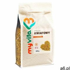 Pyłek Kwiatowy, Myvita, 500g, PROD-30 - ogłoszenia A6.pl