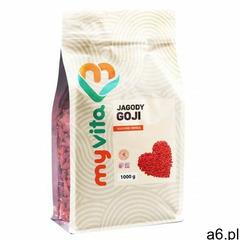 Jagody Goji, Myvita, 1 kg, PROD-12 - ogłoszenia A6.pl