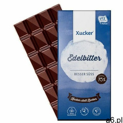 Xucker czekolada gorzka xukkolade 80 g - ogłoszenia A6.pl