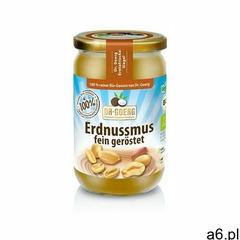 premium bio masło orzechowe 200 g marki Dr. goerg - ogłoszenia A6.pl